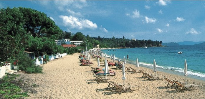 Αποτέλεσμα εικόνας για σκιάθος παραλίες