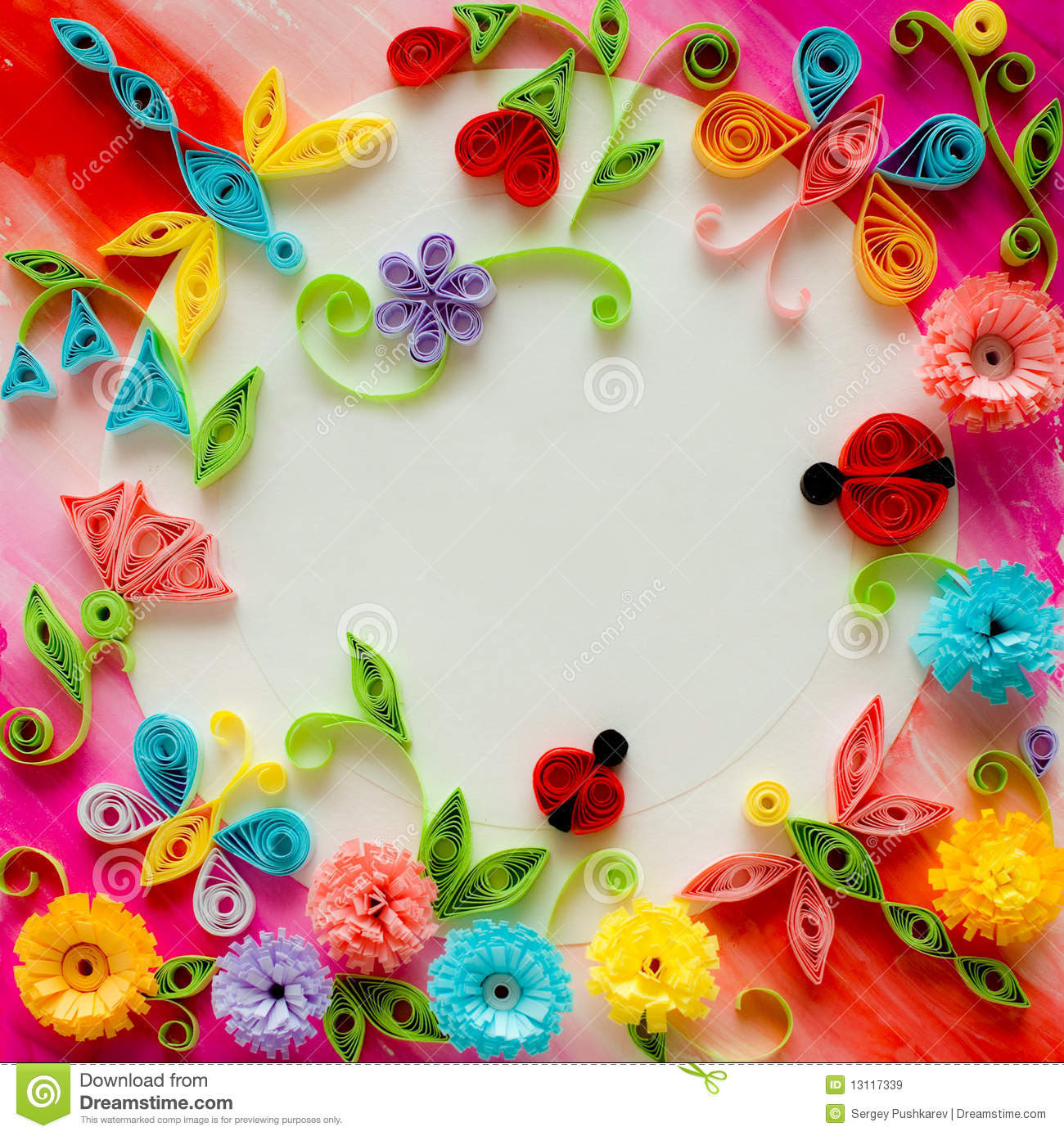 Christmas Greeting Cards By Quilling Natal 10