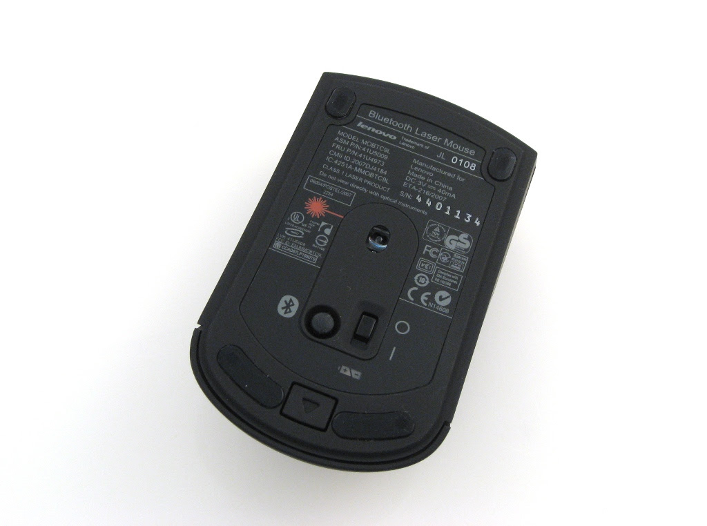 ThinkPad Bluetooth Laser Mouse Review | NotebookReview.com