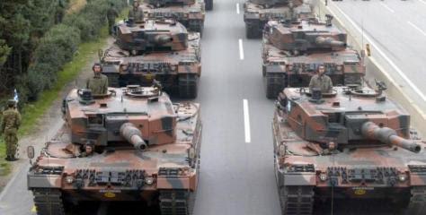 Στρατηγοί προς κυβέρνηση:`Αφήστε μας να `ξηλώσουμε` το βαθύ κράτος του στρατού,αλλιώς καταρρέουμε`!