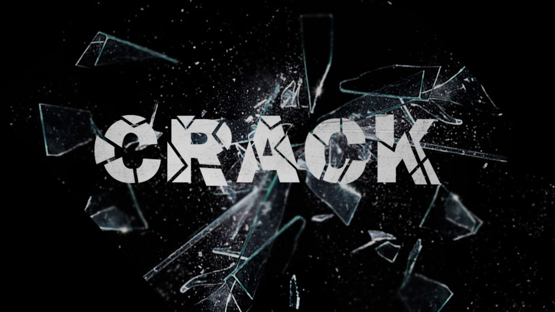 Awesome Mirror Crack Wallpaper [1920x1080]