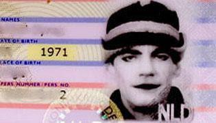 Man dressed as The Joker gets Netherlands ID card