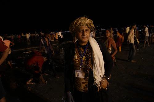The Beggar Poet of Bandra ..Shot By Pradip Das Express Group by firoze shakir photographerno1