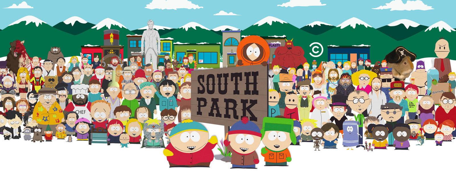 Resultado de imagen de south park