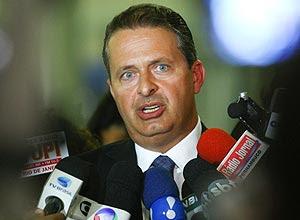 Eduardo Campos, governador de Pernambuco