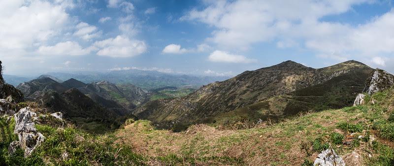 Camino a Covadonga