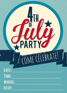 fourth of July Invitations_2