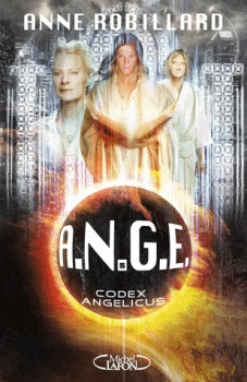 Couverture A.N.G.E., tome 05 : Codex angelicus