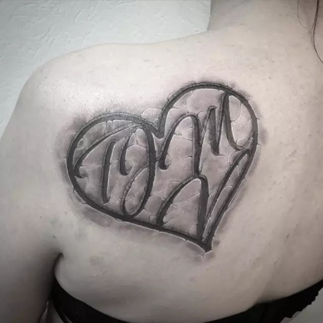 60 Charming Initial Tattoo Designs Keep A Loved One Closer