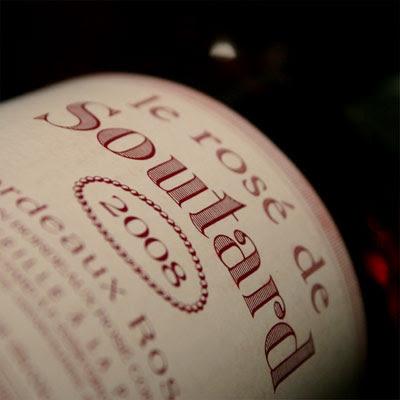 Bordeaux 2008 rosé: le rosé de Soutard 2008