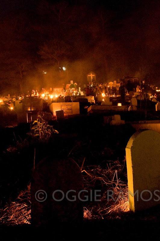 Sagada 2012 - Panag-Apoy Lights