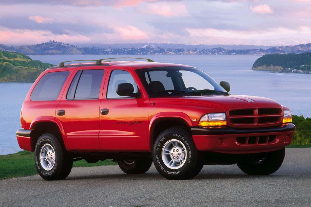 1998-03 Dodge Durango | Consumer Guide Auto