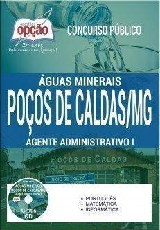 Apostila Águas Minerais Poços de Caldas PDF.