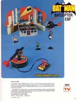 remco batman toys