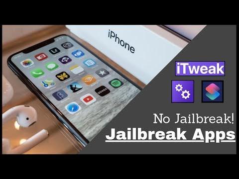 Install Jailbreak Apps Without Jailbreaking iOS 13: iTweak!