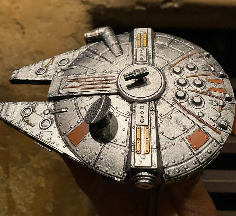 Star Wars: Galaxy's Edge - New Darksaber, Plushies, Boba Fett Jetpack & More! | Anakin and His Angel