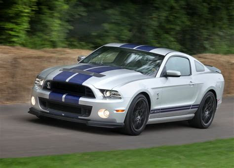 ford mustang shelby gt  modest bump  price