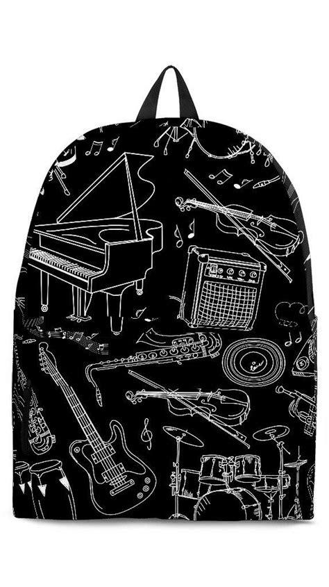 Instrumental Mayhem - Backpack | Backpacks, Designer