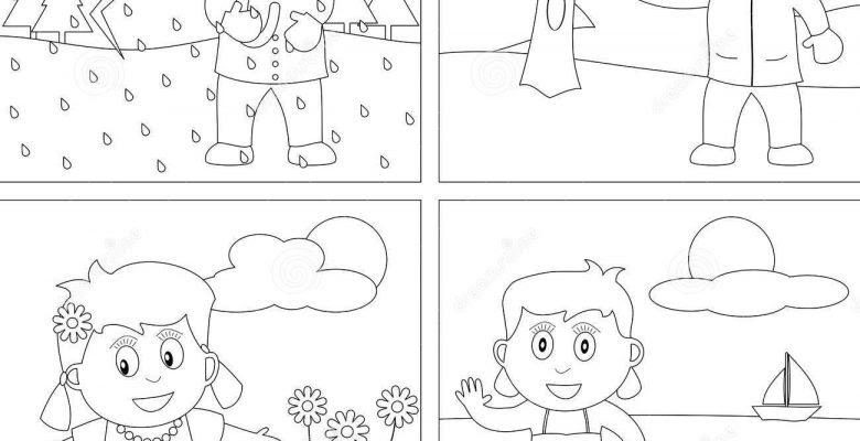 1 Sınıf Hayat Bilgisi Mevsimler Konusu Etkinlikleri Sınıf