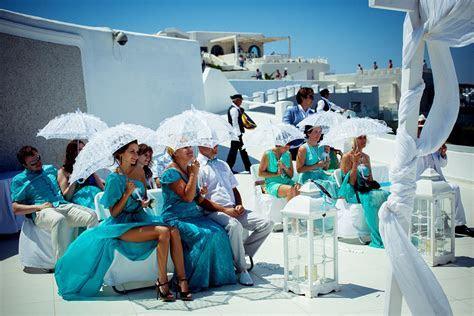 Maria & Dmitry June 2013   Divine Weddings Santorini
