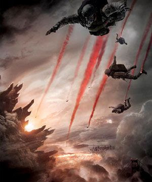 Promotional artwork for GODZILLA.