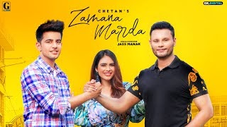 Zamana Marda Lyrics in Hindi by Chetan | Akash Jandu