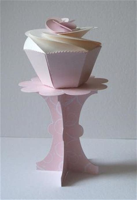 3D Cupcake Stand /holder Template   CUP701087 671