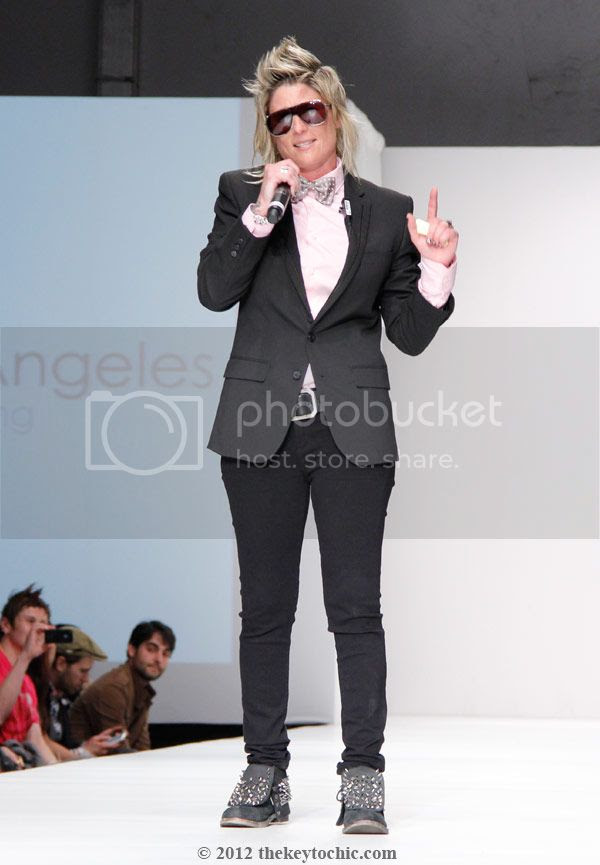 L.A. Fashion Weekend, Mikey Koffman