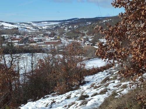Viejo Camino Santiago nevado, 10ª-11ª