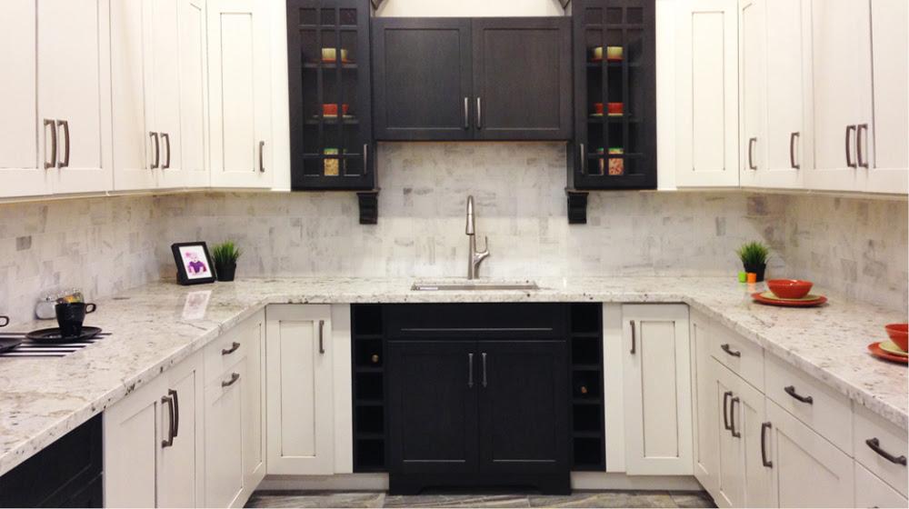 Deluxe Kitchen Cabinets In Bay Aera Kraftmaid Schrock Omega Kitchencraft Sincere Home Decor