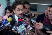 El candidato presidencial del Partido Nueva Alianza (Panal), Gabriel Quadri de la Torre. Foto: Octavio Gómez
