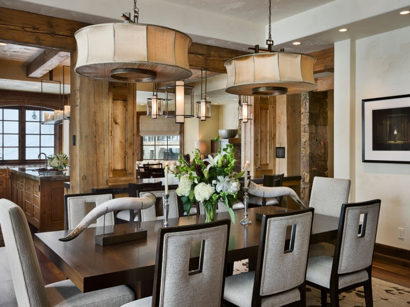 Emejing Interior Design Ideas For Dining Rooms Gallery - Interior ...