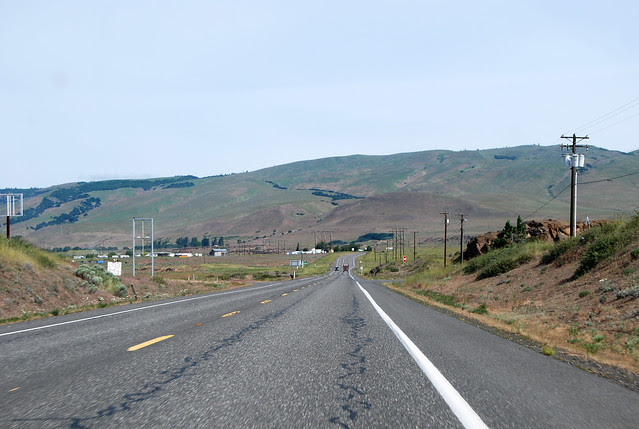 US 197 near Dallesport