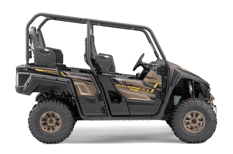 2020 Yamaha Wolverine X4 Xt R