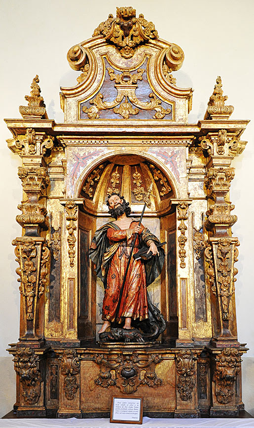 La Balesquida Retablo De San Judas Tadeo