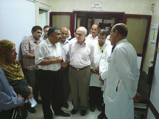وكيل وزارة الصحة بأسيوط  (2)