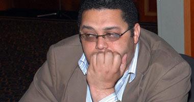 أحمد فوزى الأمين العام للحزب المصرى الديمقراطى
