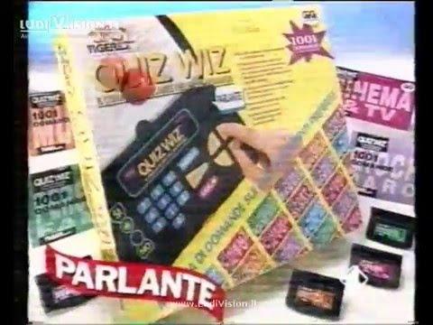 Tiger - Quiz Wiz (1994)