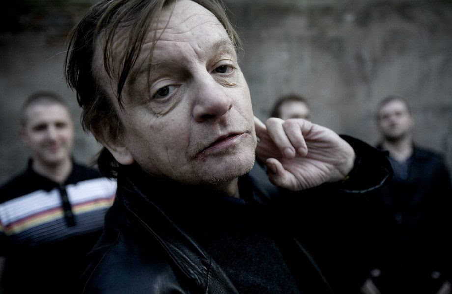 Image result for mark e. smith