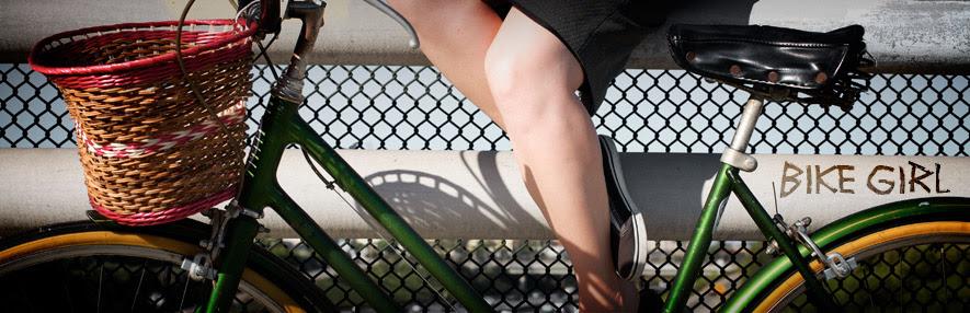 Bike Girl Blog
