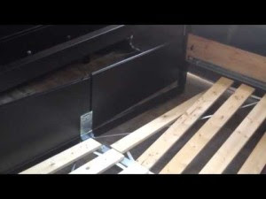 Wooden Bed Frame Repair Broken Bed Frame Repair Nyc Services Le