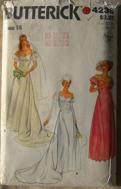 162 best images about Bridal Sewing Patterns on Pinterest