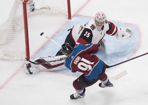 Avatar of 7-goal surges push Avalanche, Stars into 2nd-round series