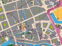 Map from Annecy