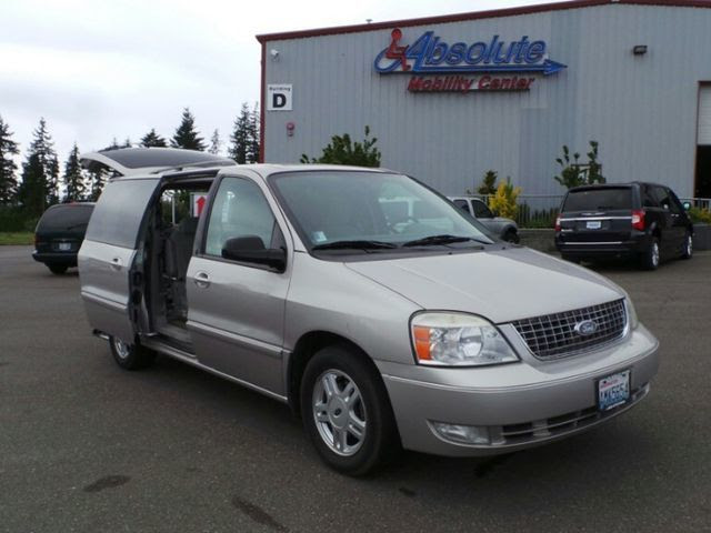 Ford Wheelchair Vans For Sale By Owner In Woodinville