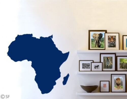 Home Decor Items Wandtattoo Afrika Wohnzimmer Kinderzimmer Wandaufkleber Flur Kontinente Uss056 Home Furniture Diy Mhg Co Ke