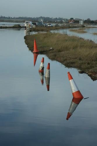 high tide floods road by ultraBobban