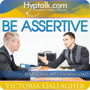 Be Assertive Hypnosis