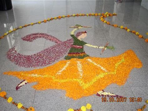 Rangoli Theme Special Designs & Images for Women's Day