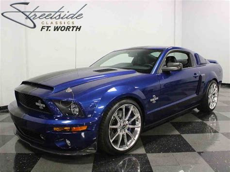 ford mustang shelby gt super snake  sale